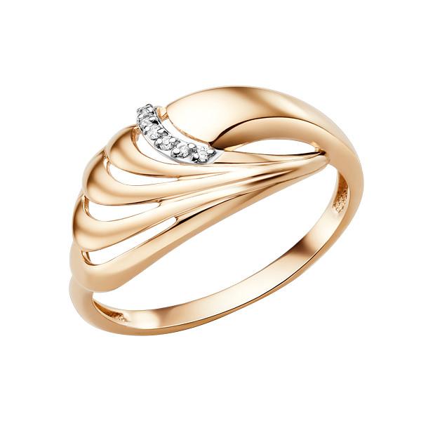 Кольцо из золота арт-2095