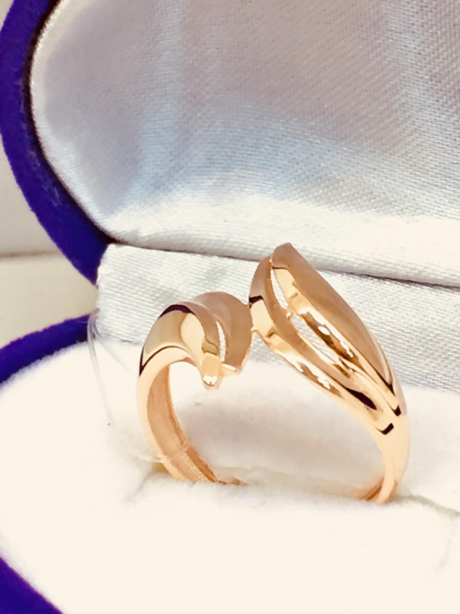 Кольцо из золота арт-2105