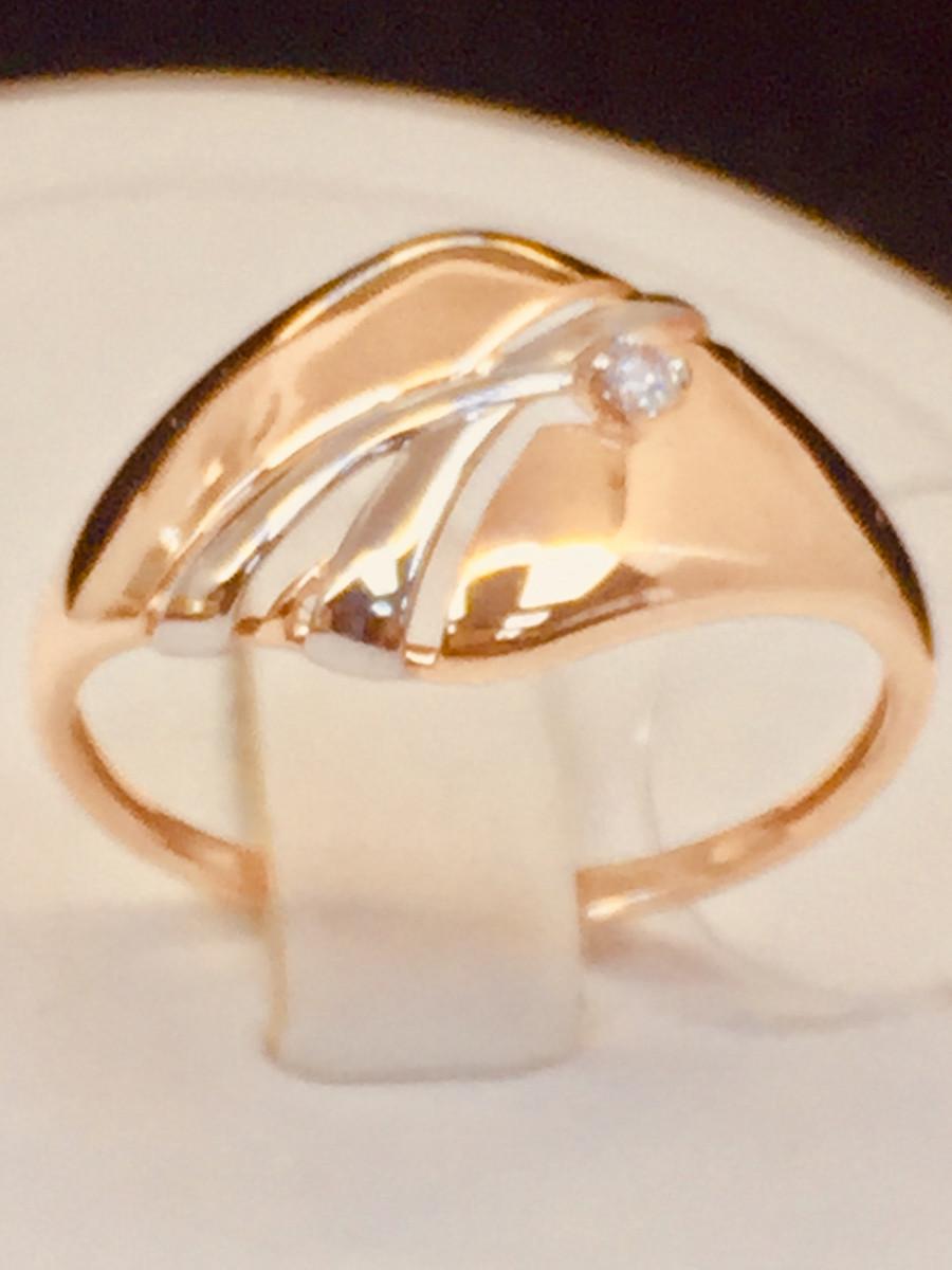Кольцо из золота арт-2100