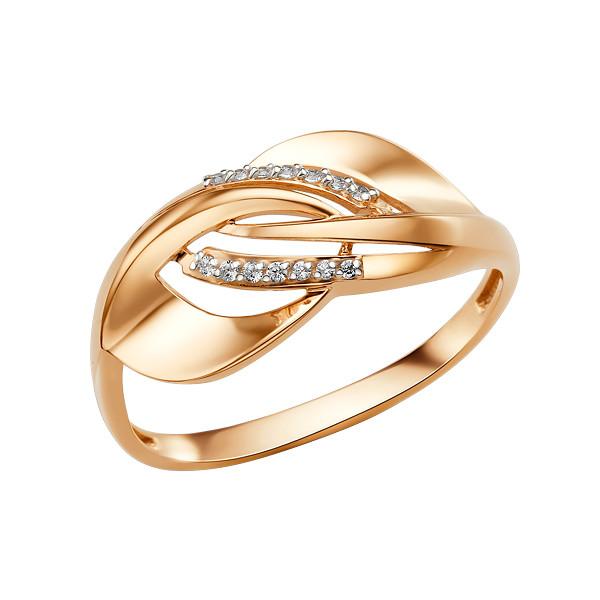 Кольцо из золота арт-2089