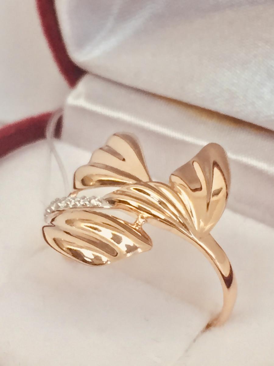 Кольцо из золота арт-2111