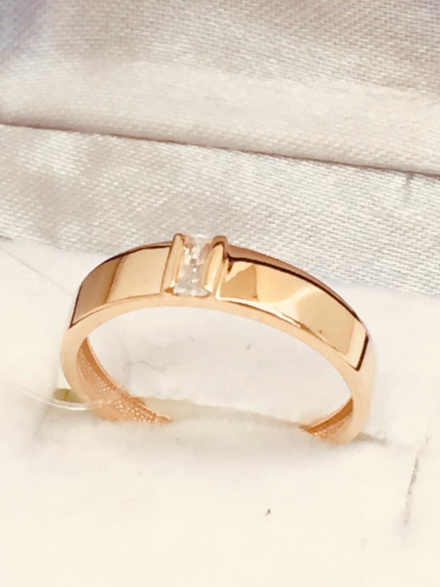 Кольцо из золота арт-2114