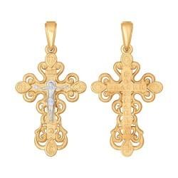 Золотой крест SOKOLOV Арт 324