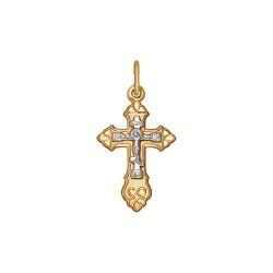 Золотой крест SOKOLOV Арт 316