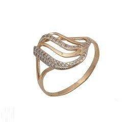 Золотое кольцо арт к-195