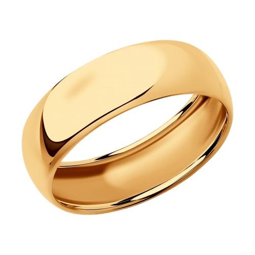 Золотое кольцо SOKOLOV арт К-1566