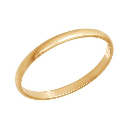 Золотое кольцо SOKOLOV арт К-1558