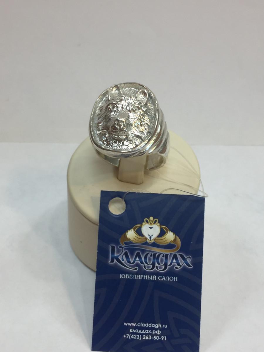 Кольцо из серебра ручной работы Арт 029