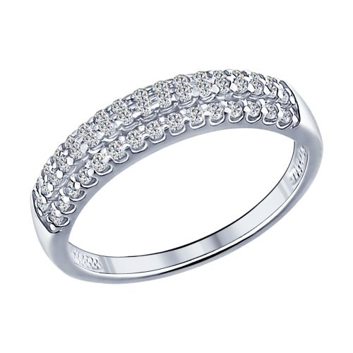 Кольцо из серебра Арт КС-256