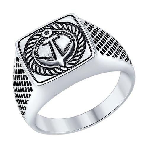 Кольцо из серебра Арт КС-260