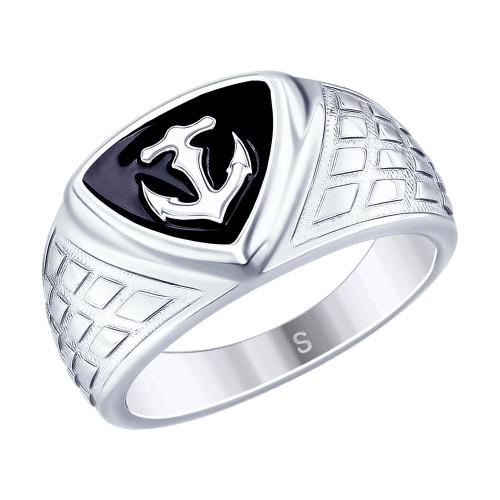 Кольцо из серебра Арт КС-264