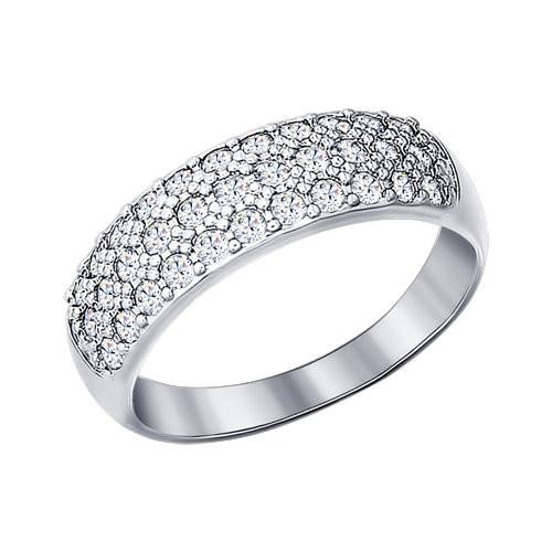 Кольцо из серебра Арт КС-274